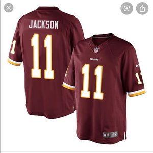 Nike-Redskins Jersey #11 Jackson burgundy NWT